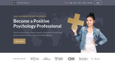 positivepsychology.com screenshot