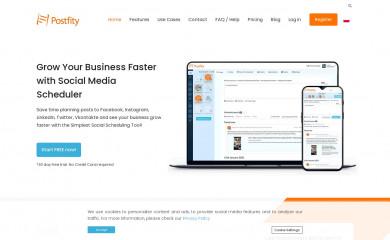 postfity.com screenshot