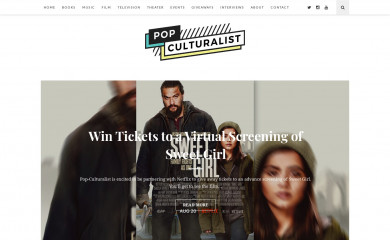 pop-culturalist.com screenshot