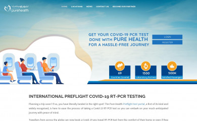 preflighttest.com screenshot