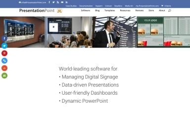 presentationpoint.com screenshot