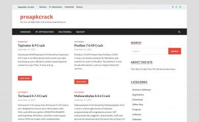 proapkcrack.com screenshot