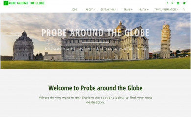 probearoundtheglobe.com screenshot