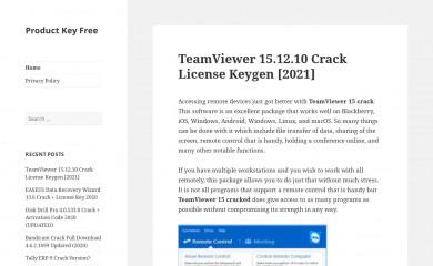 productkeyfree.org screenshot