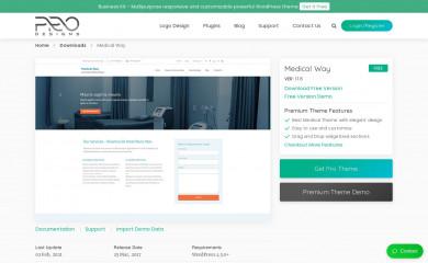 Medical Way screenshot
