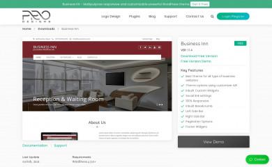Business Inn screenshot