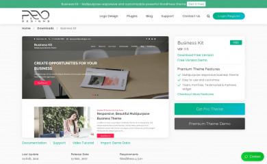 Business Kit screenshot