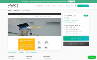 Education Care screenshot