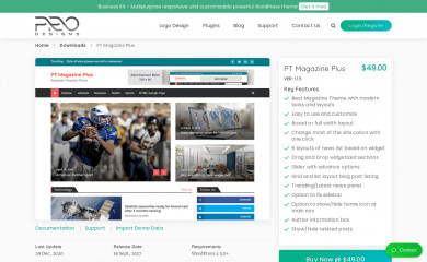 PT Magazine Plus screenshot