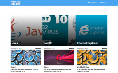 programasfull.com screenshot