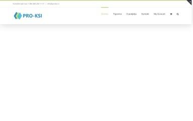 proksi.si screenshot