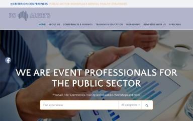 ps-alerts.com.au screenshot