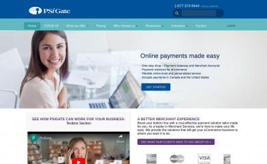psigate.com screenshot