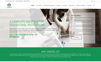 pspacesystech.com screenshot