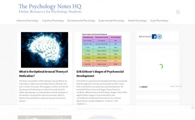 psychologynoteshq.com screenshot