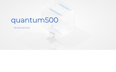 quantum500.com screenshot