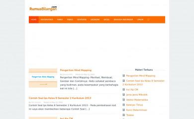 rumusbilangan.com screenshot