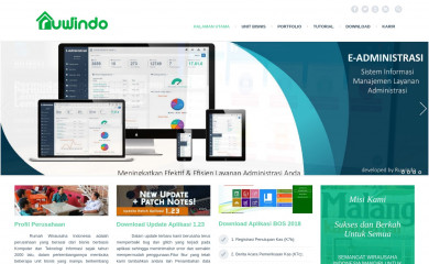 ruwindo.com screenshot