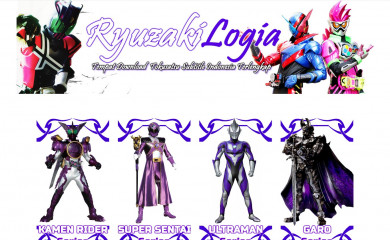 ryuzakilogia.net screenshot