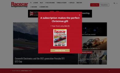 http://racecar-engineering.com screenshot