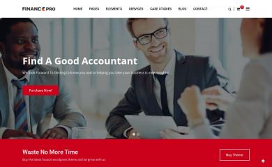 FinancePro screenshot