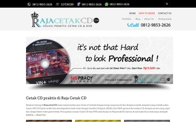rajacetakcd.com screenshot