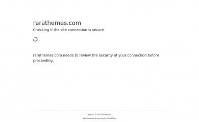 https://rarathemes.com/wordpress-themes/bakes-and-cakes/ screenshot
