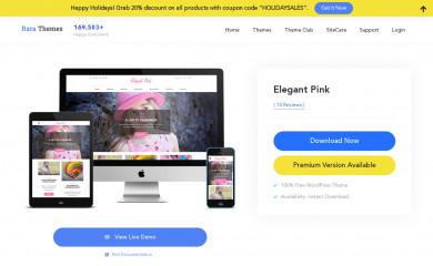 Elegant Pink screenshot