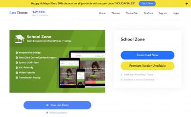 School Zone screenshot