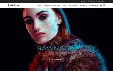 rawmage.com screenshot