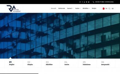 ratingacademy.com.tr screenshot