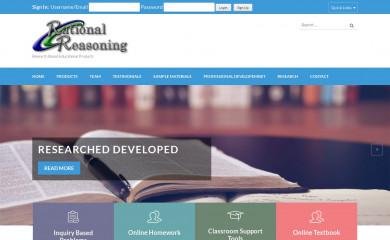 rationalreasoning.net screenshot