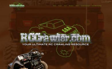 rccrawler.com screenshot