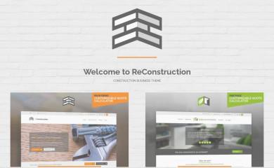 ReConstruction screenshot