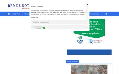 reddenoticias.online screenshot