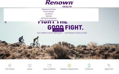 renown.org screenshot