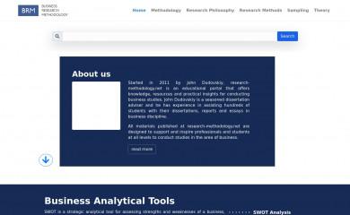 research-methodology.net screenshot