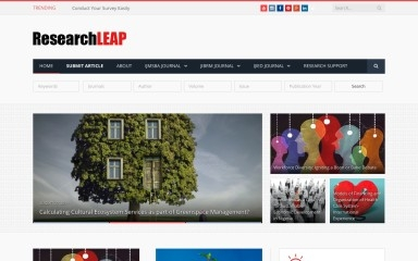 researchleap.com screenshot