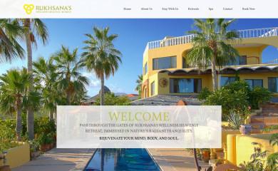 retreatcabo.com screenshot