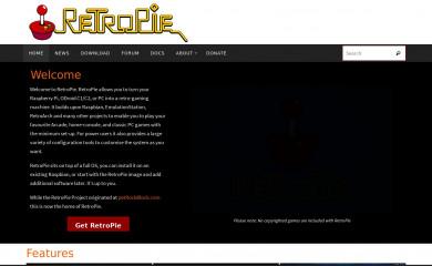 http://retropie.org.uk screenshot