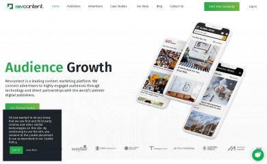 revcontent.com screenshot