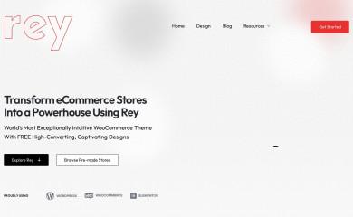 http://reytheme.com/ screenshot