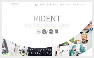 rident.hr screenshot