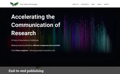 http://rivervalleytechnologies.com screenshot