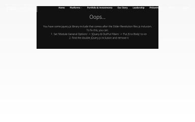 rizkventures.com screenshot