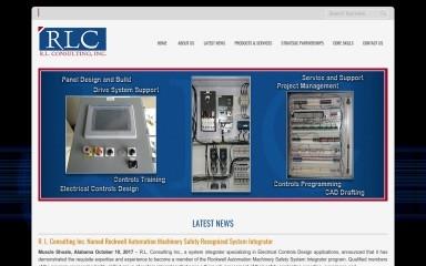 rlconsultinginc.com screenshot