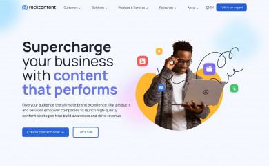 rockcontent.com screenshot