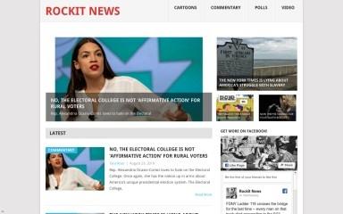 http://rockit.news screenshot