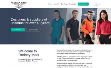 rodneymark.com.au screenshot