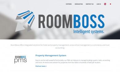 roomboss.com screenshot